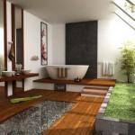 Feng shui – vonios kambarys
