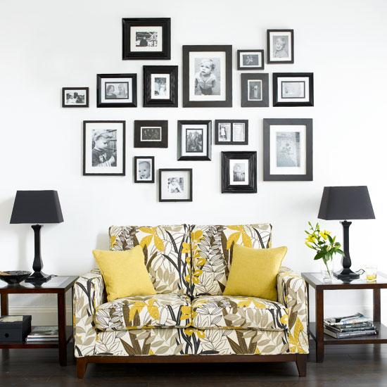 Fotoalbumas ant sienos