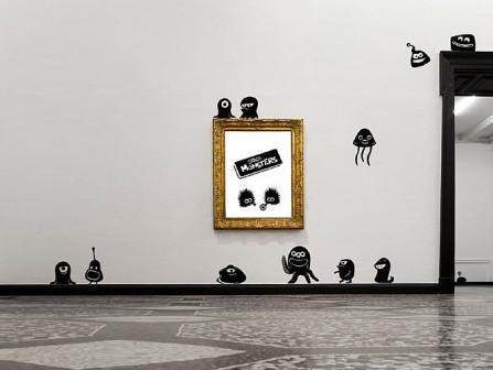 vaiko kambario dekoravimo elementai, lipdukai