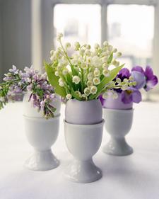 Gėlės ant Jūsų Šv.Velykų stalo