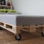Medinė lova – paprasta, pigu ir patogu!