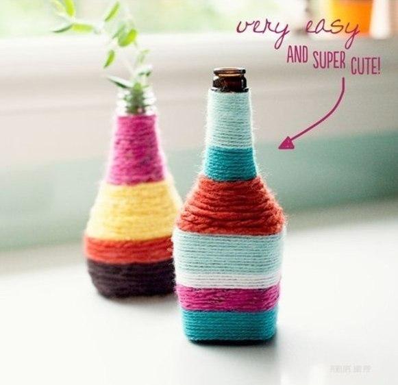 Originalios vazos – namų puošmena
