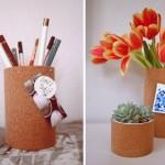 Pasigamink originalių vazonėlių pats