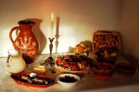 Kūčių vakarienė – šeimos vienybės šventė