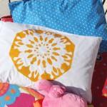 Žaismingos pagalvėlės namams