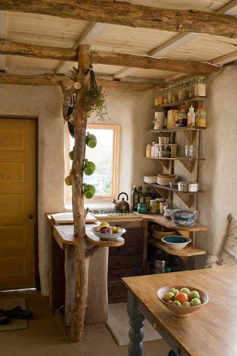 naturalistine nedidele virtuve