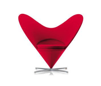 Širdies formos fotelis, Vitra dizainas