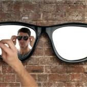 veidrodis akiniai nuo saulės