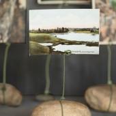 nuotraukos laikiklis akmuo