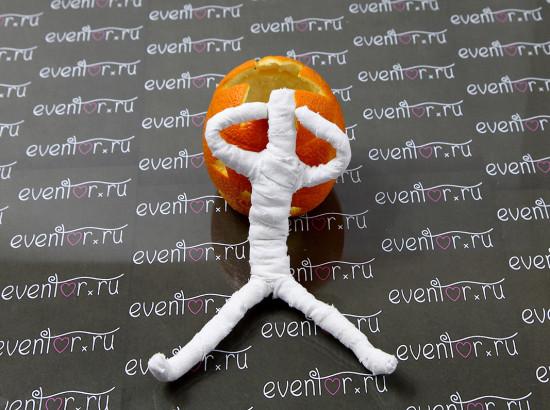 mumija apelsinas