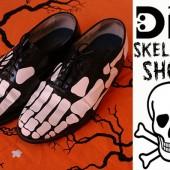 skeleto kaulai ant batu