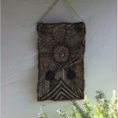 afrikietiskas dekoras ant sienos