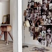 nuotraukos ant sienos sirdies formos 1