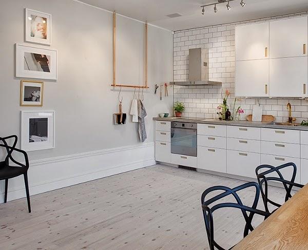 svedu butas, virtuve