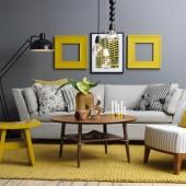 pilka, geltona, ruda, svetaine