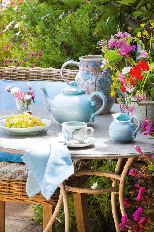 srtalas, arbatos servyzas