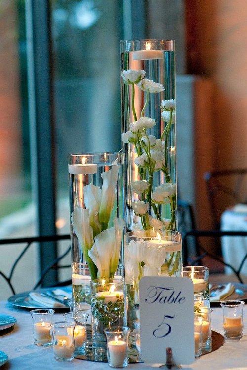 baltos geles vazose zvakutes
