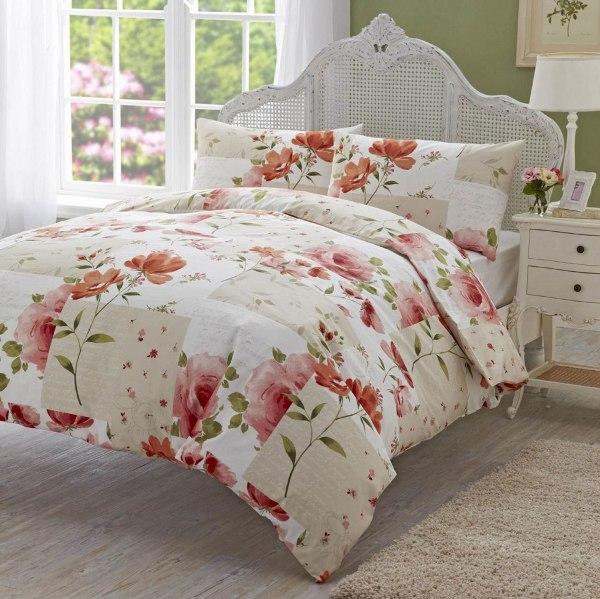 raudonos aguonos, balta spalva, patalyne, miegamasis