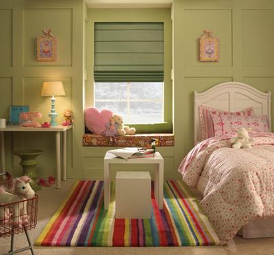 romanetes vaiku kambaryje