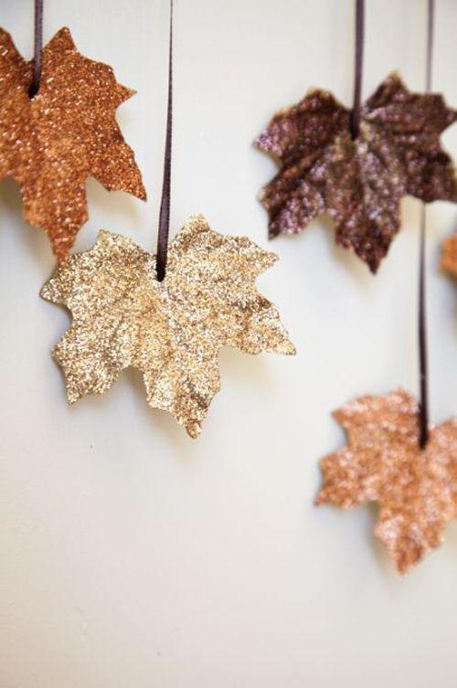 dekoruoti lapai