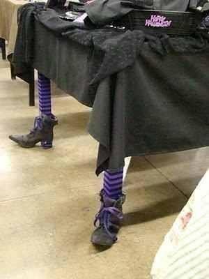 raganos bateliai stalo kojos