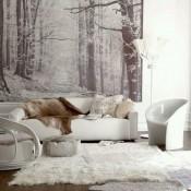 baltos spalvos interjeras