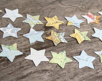 popierine zvaigzdute