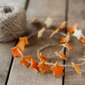 zvaigzdutes apelsinu zieves